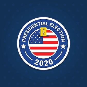 Dag van de presidentsverkiezingen 2020 verenigde staten van amerika