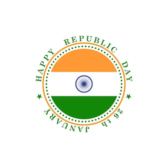 Dag van de republiek india