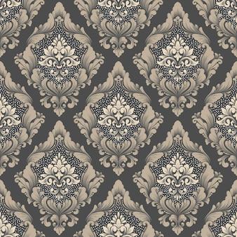 Damast naadloos patroon b