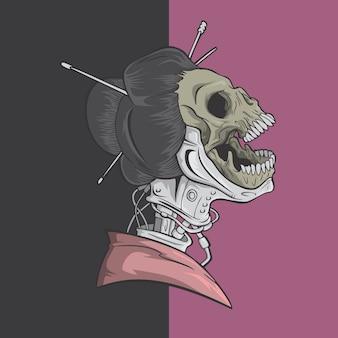 Dame dood