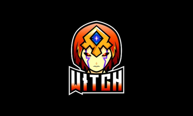 Dark witch esports-logo