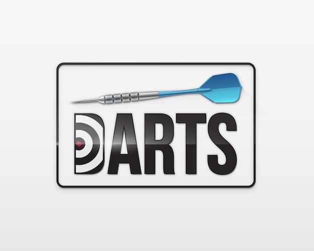 Darts spel achtergrond