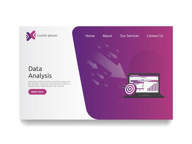 Data-analyse spreadsheet