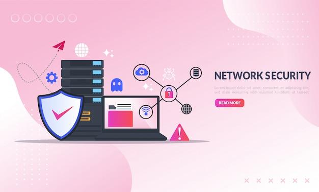 Database beveiligde en persoonlijke gegevensbescherming