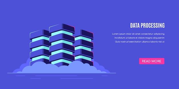 Database, gegevensverwerking.