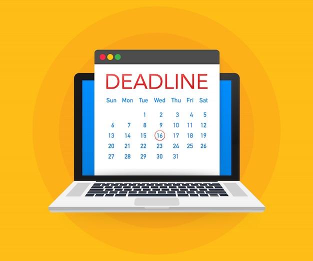 Datums en deadlines
