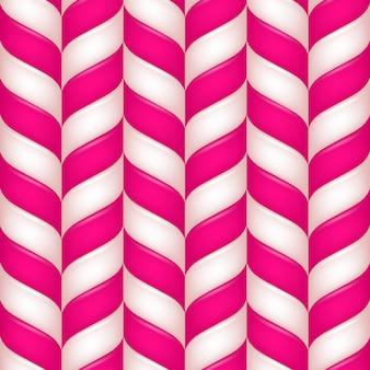 De abstracte achtergrond van de suikergoed naadloze chevron