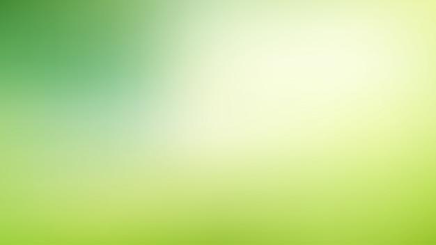 De abstracte groene vage achtergrond van het gradiëntnetwerk