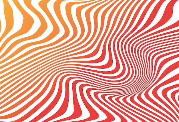 De abstracte kleurrijke naadloze achtergrond van het zigzagpatroon