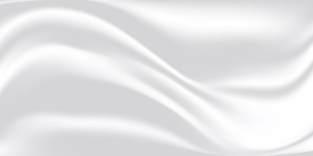 De abstracte witte textuur van de stoffenzijde.