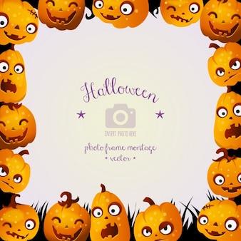 De achtergrond van halloween ontwerp