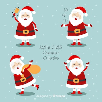De activiteiteninzameling van de kerstman