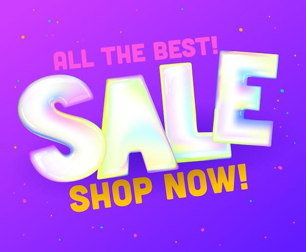 De beste verkoopbanner. verkoop sjabloonontwerp spandoek, speciale aanbieding mega verkoop. super speciale aanbieding