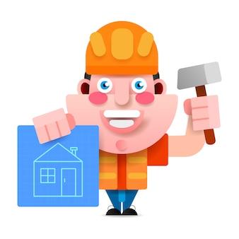De bouwer