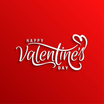 De dag elegante achtergrond van abstract gelukkig valentine