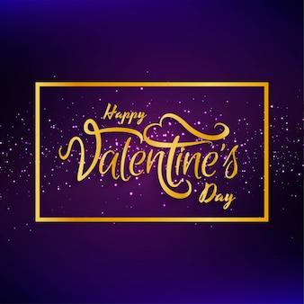 De dag elegante achtergrond van abstracte gelukkige valentijnskaart