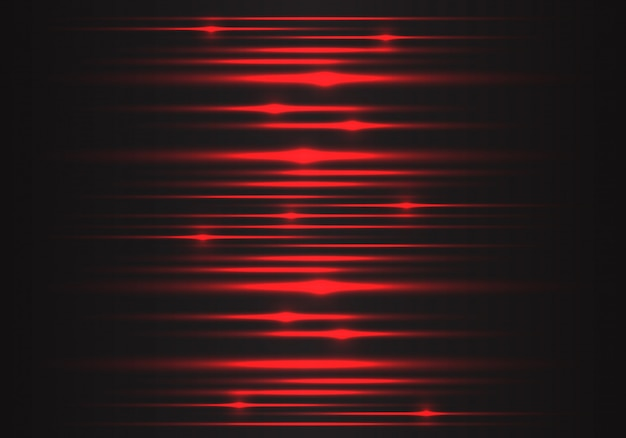De energieachtergrond van de rood lichtsnelheidmachtstechnologie.
