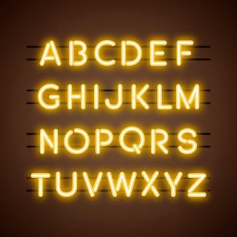De engelse alfabet hoofdletters vector