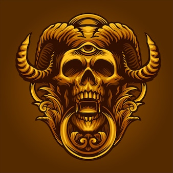 De gouden duivel