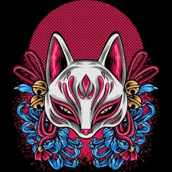 De kitsune japan-cultuur