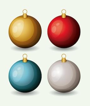 De kleurrijke kronen van het kerstmisornament op witte achtergrond