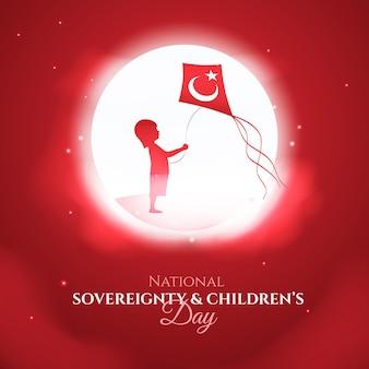 De nationale soevereiniteit en de dag van de kinderen