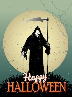De posters van halloween