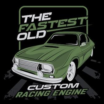 De snelste oude