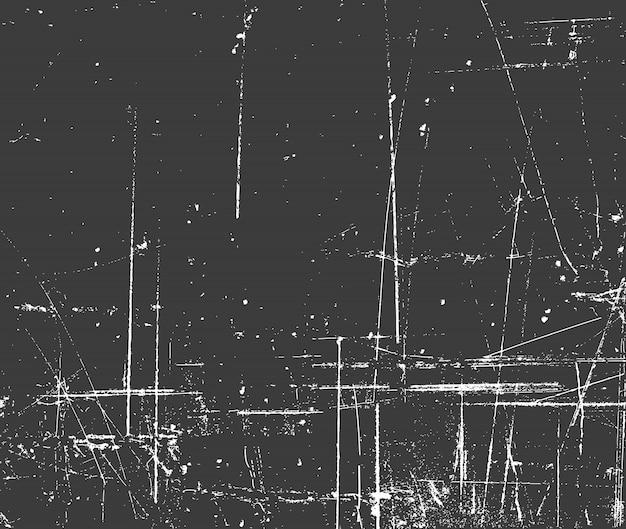 De textuurachtergrond van grunge met krassen