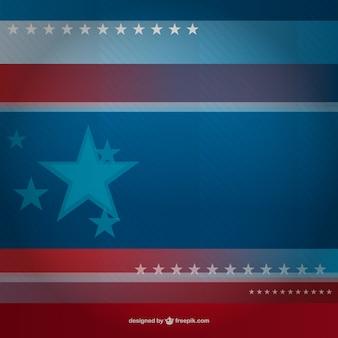 De verenigde staten van amerika vrij achtergrond