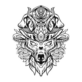 De wolfprinses