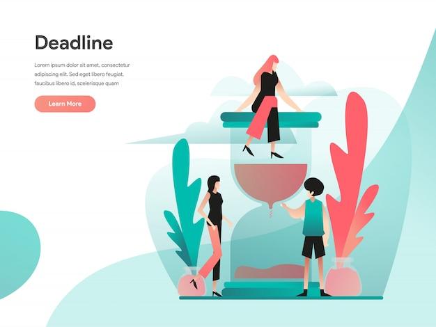Deadline webbanner
