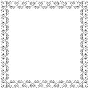 Decoratief frame