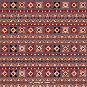Decoratief patroon in etnische stijl