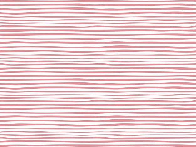 Decoratief strepen naadloos patroon