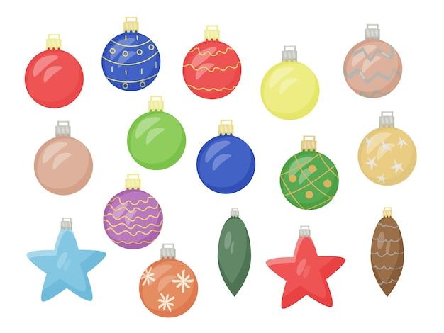 Decoraties voor de kerstboom