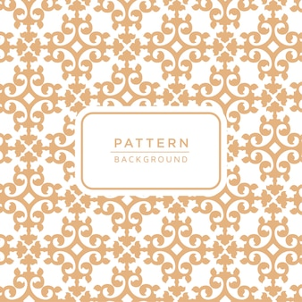Decoratieve elegante sierpatroonachtergrond