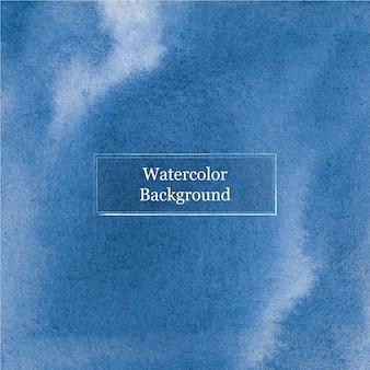 Decoratieve hand getekend blauwe abstracte achtergrond