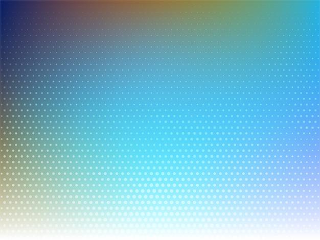 Decoratieve kleurrijke achtergrond met halftoonontwerp