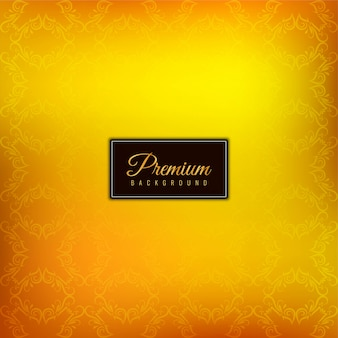 Decoratieve luxe premium achtergrond