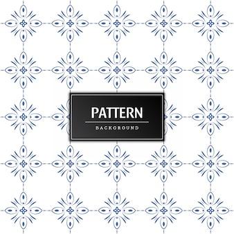 Decoratieve mooie patroonachtergrond