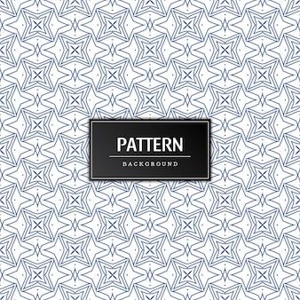 Decoratieve naadloze patroon achtergrond vector