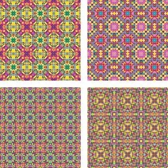 Decoratieve patronen collectie