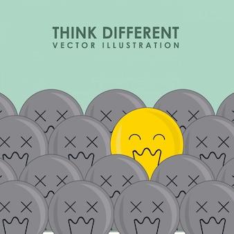 Denk anders