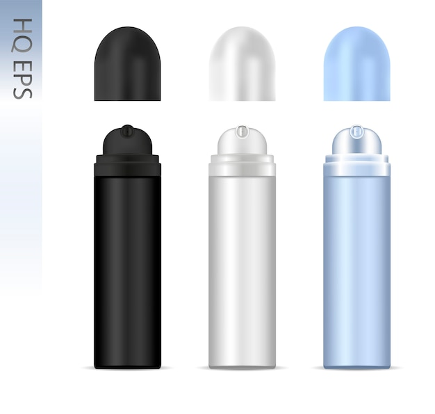Deodorant spray aluminium kan zetten