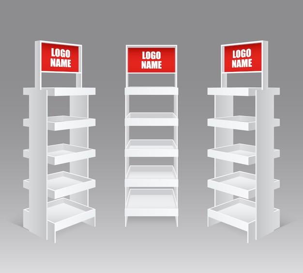 Detailhandelstandaard realistische set