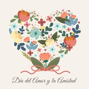 Día del amor y amistad