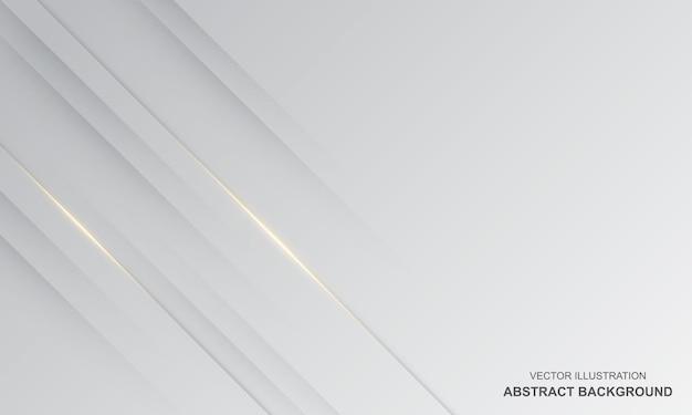 Diagonale abstracte achtergrond witte moderne kleur