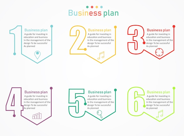 Diagram business en onderwijs