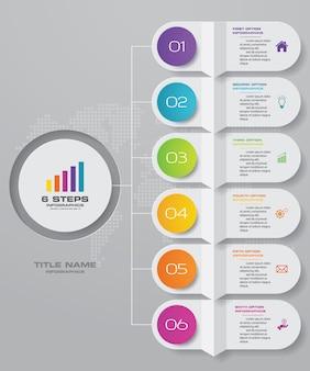 Diagram voor gegevenspresentatie.